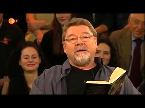 Jürgen von der Lippe - Entstehung des Witzes - YouTube