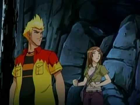 Martin Mystery Season 1 Episode 24: Scream from the forest
