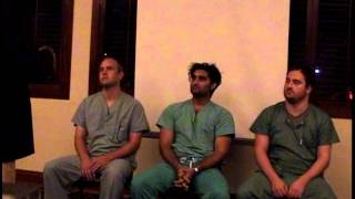 Fort Lauderdale Surgical Society Forearm Anesthesia  HYPNOSIS By Miguel A. Gonzalez M.D.VTS 01 1