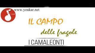 I CAMALEONTI IL CAMPO DELLE FRAGOLE CORI youkar.net
