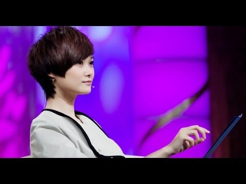 LiYuChun李宇春:2011 A Date With LuYu