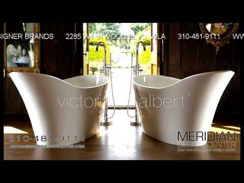 Victoria Albert Free Standing Bathtubs Los Angeles - Meridian Design Center