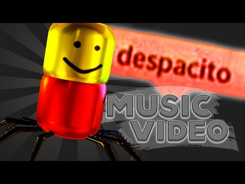 Roblox Despacito Spider Music Video