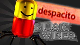 Roblox Despacito Spider Music Video