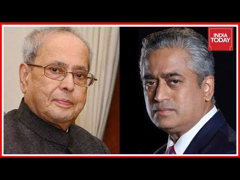 To The Point: Exclusive Interview With Former President Pranab Mukherjee