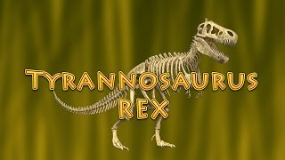 You've seen the T. Rex in movies like Jurassic Park and Jurassic Wo...