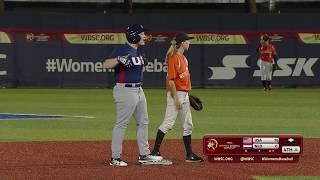 Highlights: USA v Netherlands - Women