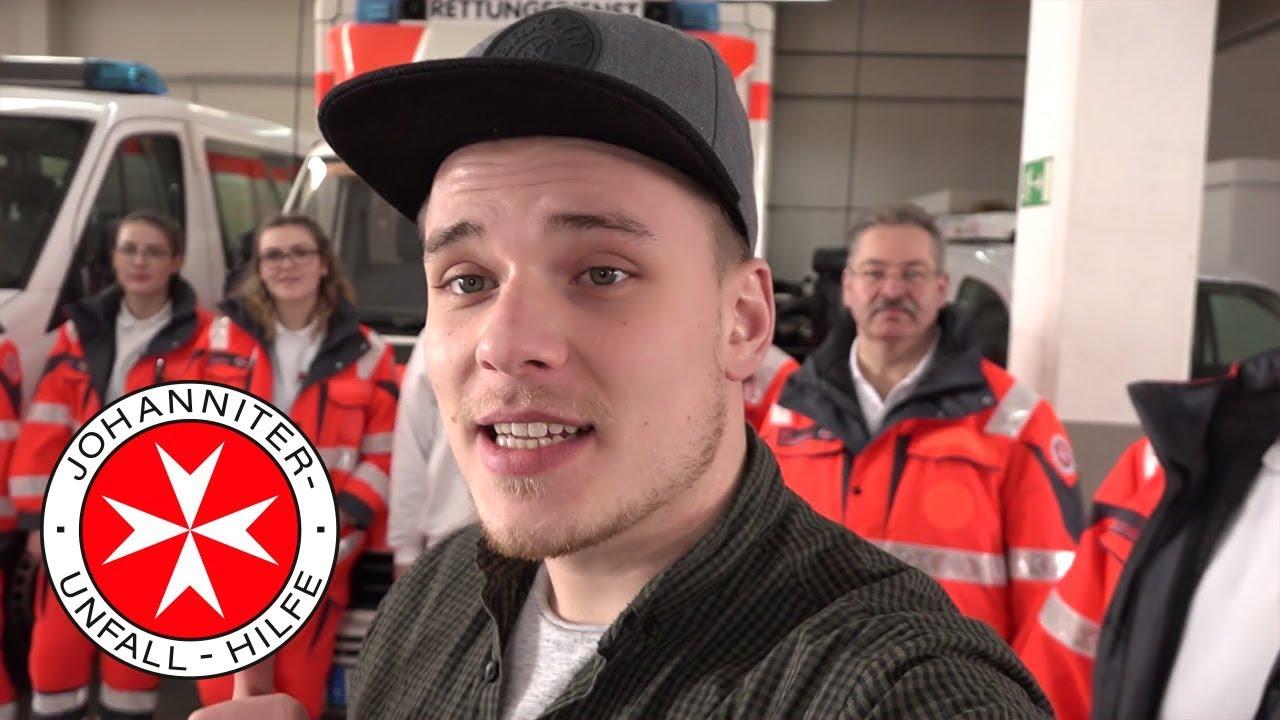 Download Ehrenamt im Katastrophenschutz der Johanniter