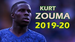 Kurt Zouma 20192020 - Defender Skills