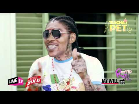 TEACHAs PET VYBZ KARTEL REALITY TV SHOW Rawtidtv