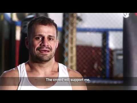 Fight Night Sao Paulo: Fabio Maldonado Pre-fight Interview