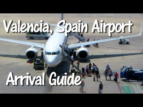 Valencia Spain Airport Arrival Guide