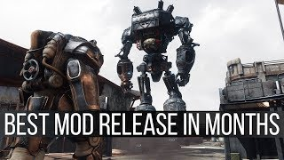 [Fallout 4] The 5 Coolest Mod Releases of the Past Week 2