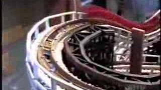 Manègeville -  Roller Coaster Cyclone (à Vendre) (to Sale)