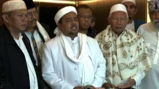 Pertemuan GNPF MUI & DPR, Rizieq Bantah Aksi 4/11 Ditunggangi Aktor Politik