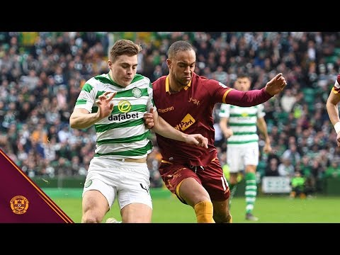 Highlights as Motherwell lose to Celtic