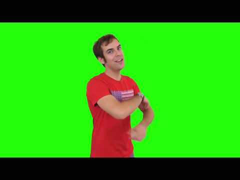 Jacksfilms - You're watching Disney Channel |GREEN SCREEN|