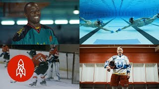 Striking Gold With Six Incredible Hockey Players