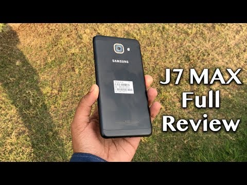 Samsung Galaxy J7 Max Review   32000 Or 4Gb Ram!