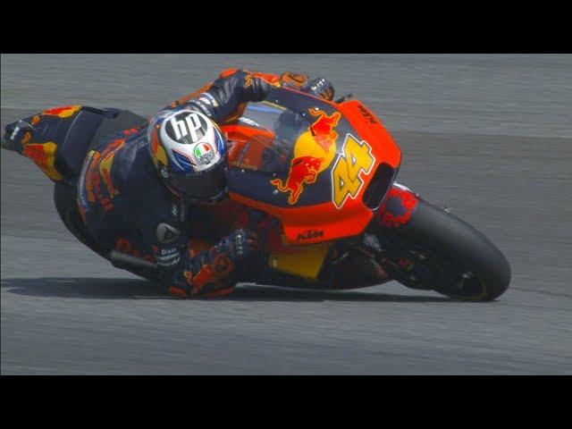 KTM in action: 2018 PTT Thailand Grand Prix
