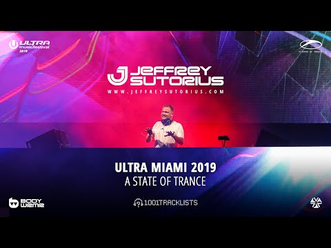Jeffrey Sutorius - Live at Ultra Music Festival Miami 2019 #Ultra2019 #ASOTMIA