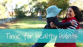 Time for healthy habits is a free program that aims to help parents and carers of 2-6 year old children give their the healthiest start life. the...
