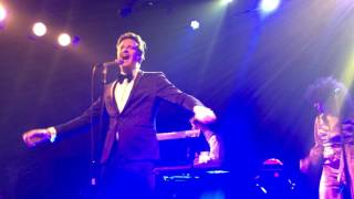 Tuxedo,  The Independent in San Francisco, May 13th 2017