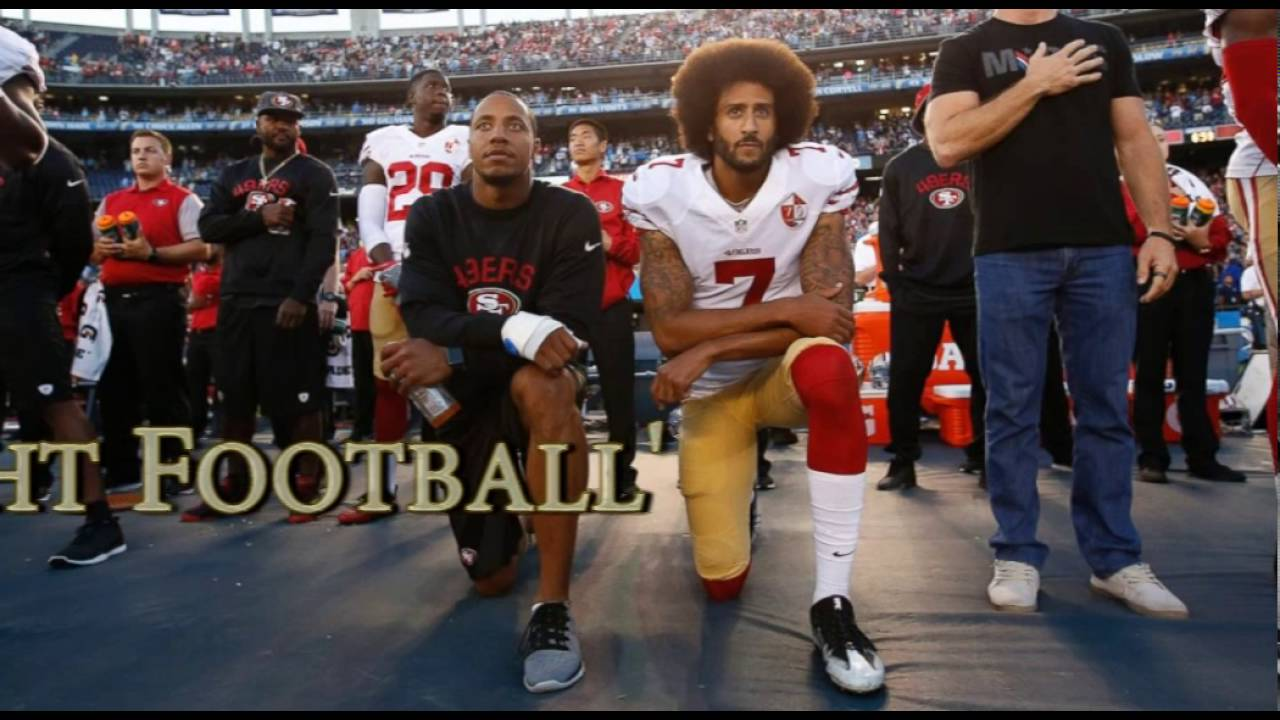 Bennett sits, Britt stands in support during anthem at Seahawks preseason home ...