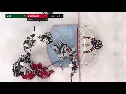 Minnesota Wild vs Carolina Hurricanes - October 7, 2017   Game Highlights   NHL 2017/18