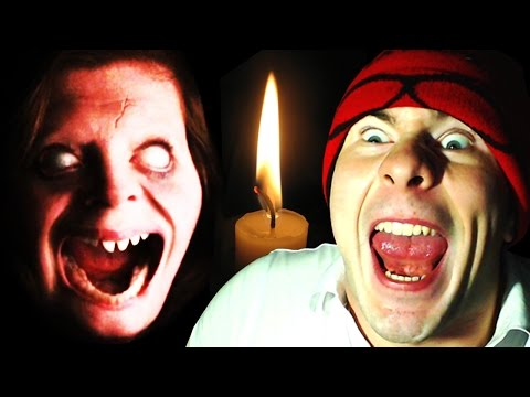 Thumbnail: Lights out/Amy's Torch Reaction Video - DOUBLE SCARE!