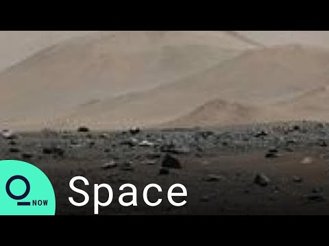NASA Unveils First 360-Degree Panorama of Mars Taken by Perseverance Rover