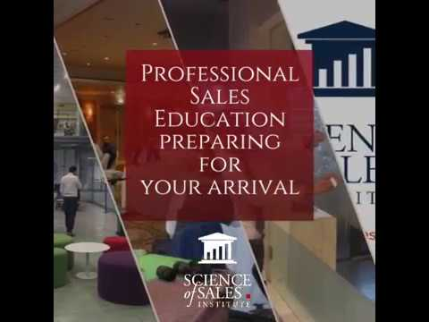 Save your seat - Sales Professional Education in Beirut