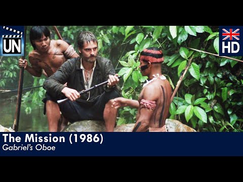 Unforgettable  The Mission Gabriels Oboe, 1986 Eng HD