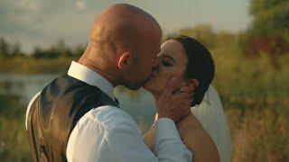 "BEAUTIFUL FALL WEDDING FILM   ""Together As One"" - Nicholas + Christelle   SONY A7III Wedding video"