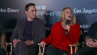 "Sundance 2018: Jim Parsons talk about their film ""A Kid Like Jake"" 