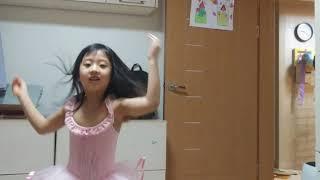 20200219 발레복 고르기 유아발레연습
