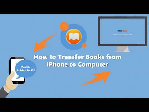How to Transfer Books from iPhone to Computer