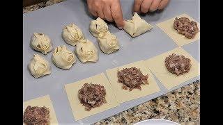 МАНТЫ Узбекские, Правильные -Как Приготовить Вкусные Манты с Говядиной.
