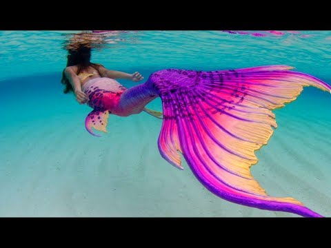 Professional Mermaid Interview - Hong Kong Mermaid Joyce