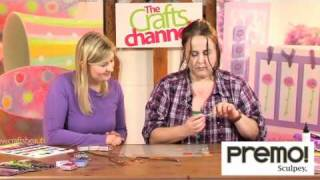 Making premo jewelry (steam punk)