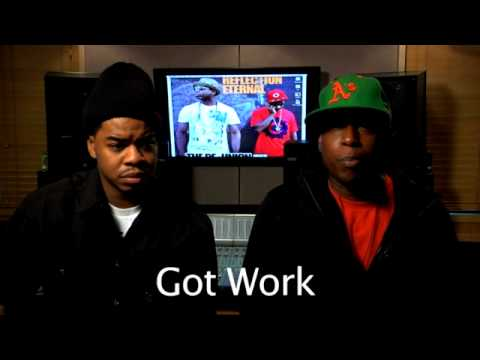 """Reflection Eternal - Revolutions Per Minute - Track Preview """"Got Work"""""""