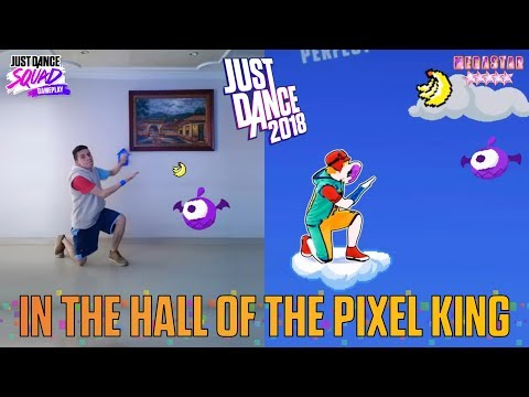 In The Hall Of The Pixel King - Dancing Bros | Just Dance 2018.