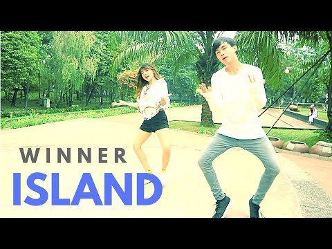 WINNER - ISLAND 위너 - 아일랜드 DANCE COVER + FUN FREE STYLE