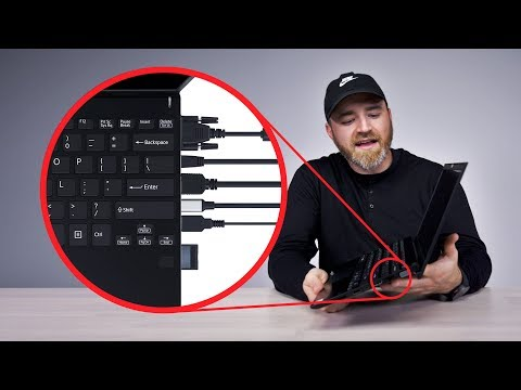 The Vaio SX12 Is The AntiMacBook