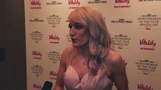 Elise Christie: Sports Woman of the Year