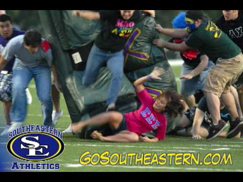 Sofa Stampede at Southeastern Football Game