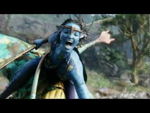 Avatar Neytiri Hell yea
