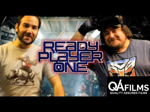 QA Films - Episode 31 - Ready Player One Movie Review