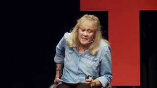 Living with Courage: Embracing Fear to Follow Your Heart: Kelley Kalafatich at TEDxBend