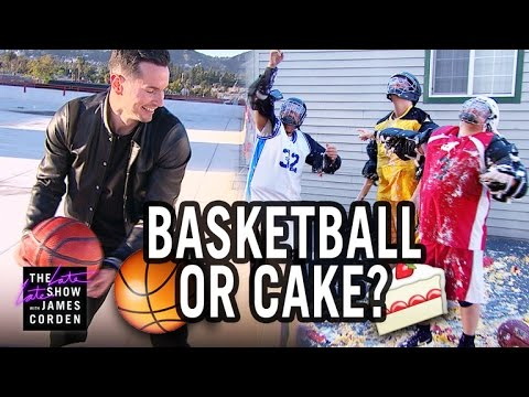 Basketball or Cake? w/ JJ Redick, Scott Bakula & Pete Holmes